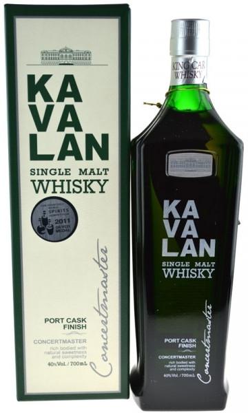 KaVaLan Concertmaster Port Cask