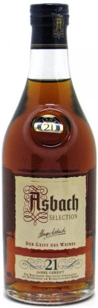 Asbach 21 Jahre Selection 0,2l