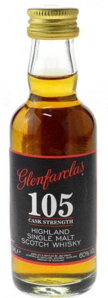 Glenfarclas 105 Cask Strength Miniatur