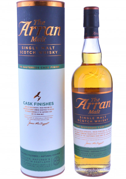 The Arran Malt Sauternes Cask Finish