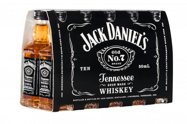 Jack Daniel's 10x0,05l