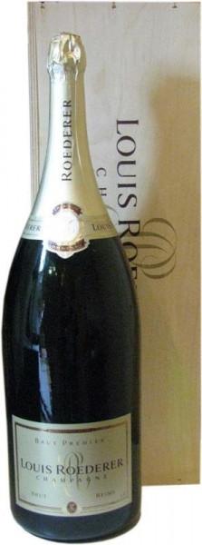 Louis Roederer Brut Premier Champagner Grossflasche