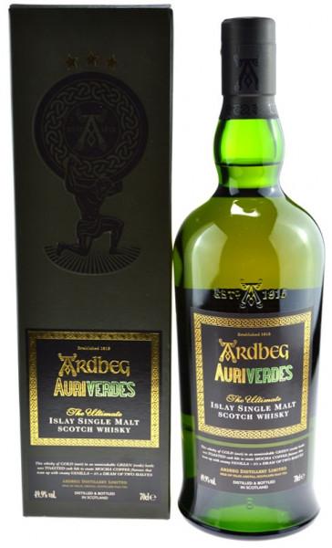 Ardbeg Auriverdes Whisky - Islay Single Malt Whisky