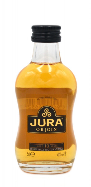 Isle of Jura Origin 10 Jahre Miniatur