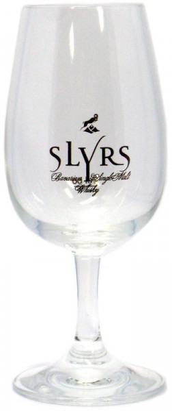 Slyrs Whiskyglas