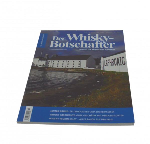 Der Whisky Botschafter Heft 2014/3 (Sommer)