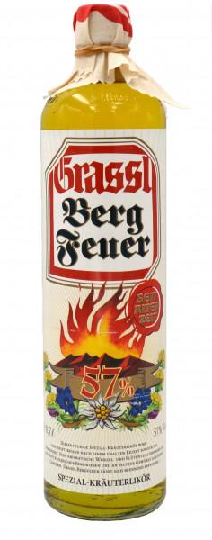 Grassl Berg-Feuer Kräuterlikör