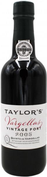 Taylor's Vintage Port 0,375l Quinta de Vargellas Jahrgang 2005