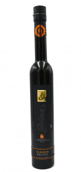 Prinz Subirer (Birne) Brand Hafele 0,35l