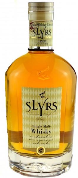 Slyrs Bayerischer Single Malt Whisky (ohne Jahrgang) limitierte Edition