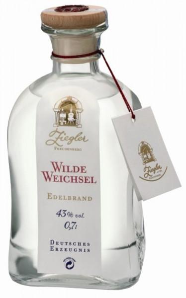 Ziegler Wilde Weichsel (Wildsauerkirsche) Obstbrand