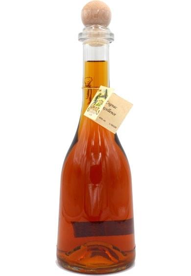 Cognac Excellence 35 Jahre 0,5l in Rustikaflasche - Abfüller Prinz