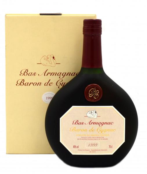 Armagnac Baron de Cygnac Jahrgang 1999