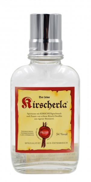 Prinz Kirscherla 0,1l Flachmann