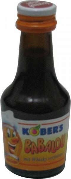 Kober's Babalou Whisky/Sahne Likör Miniatur