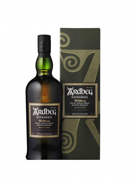 Ardbeg Uigeadail Whisky 0,7l - The Ultimate