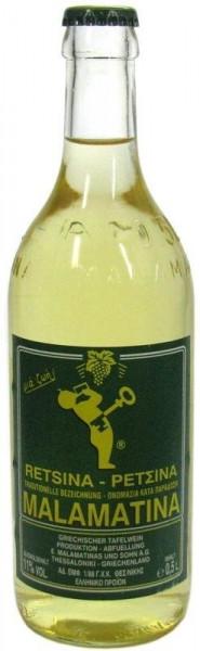 Malamatina Resina weisser Tafelwein
