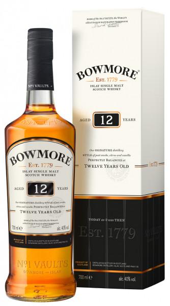 Bowmore 12 Jahre 0,7l