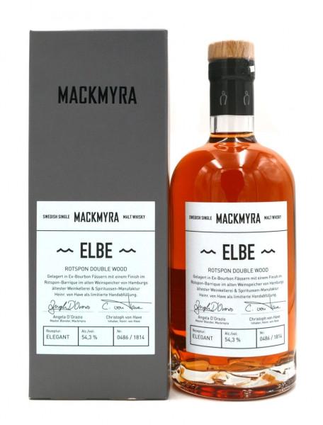 Mackmyra Rotspon Elbe 0,5l