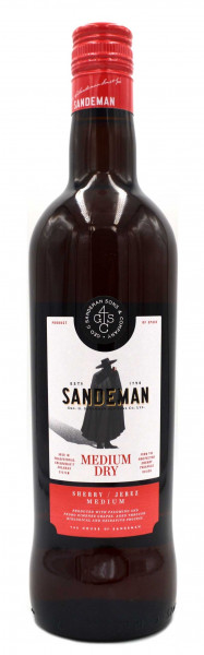 Sandeman - Sherry Medium Dry
