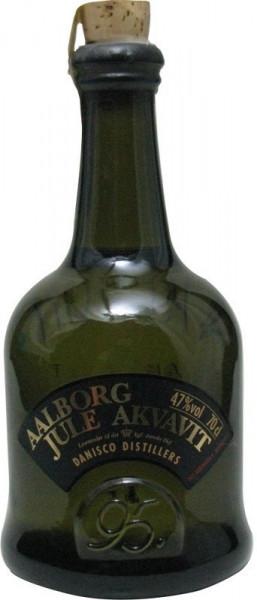 Aalborg Jule Akvavit Jahrgang 1995 - 0,7l - Sonderabfüllung
