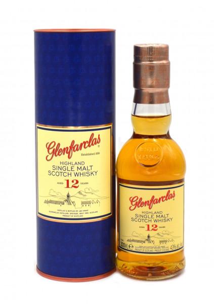 Glenfarclas 12 Jahre 0,2l