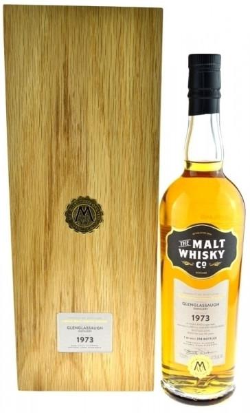 Glenglassaugh Jahrgang 1973 abgefüllt 2014 - 40 Jahre 0,7l The Malt Whisky Company