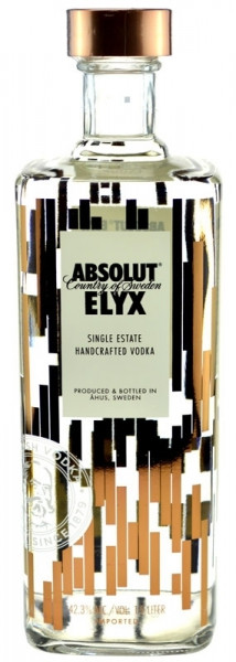 Absolut Elyx Vodka Großflasche
