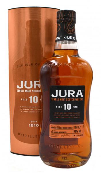 Isle of Jura 10 Jahre 0,7l