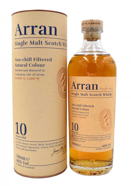 The Arran Malt 10 Jahre