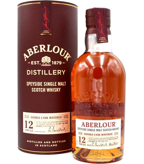 Aberlour 12 Jahre Double Cask Matured 0,7l inkl. Geschenkdose - Highland Single Malt Scotch Whisky