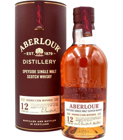 Aberlour 12 Jahre Double Cask Matured 0,7l inkl. Geschenkdose - Highland Single Malt Scotch Whisky