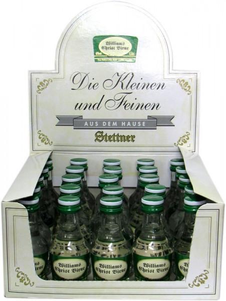 Stettner Williams-Christ-Birnen-Brand 25x0,02l