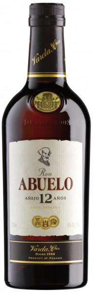 Ron Abuelo 12 Años