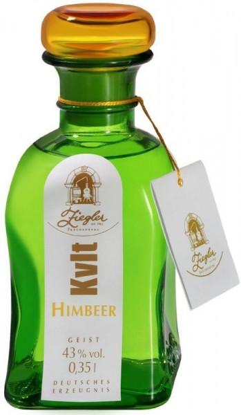 Ziegler Kvlt Himbeer Obstbrand Miniatur