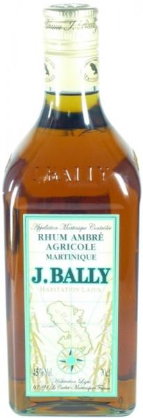 J. Bally Rhum Ambre