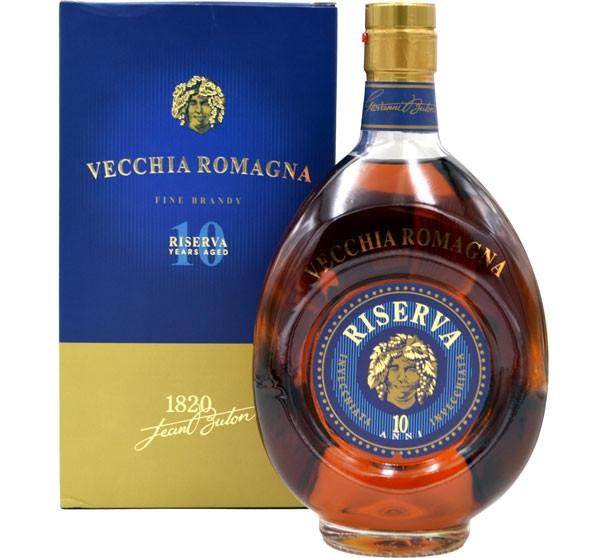 Vecchia Romagna 10 Jahre Brandy