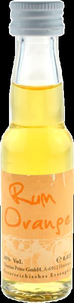 Prinz Rum-Orange 0,02l Miniatur - Likör aus Österreich