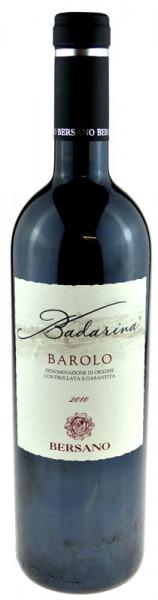 Badarina Barolo Bersano Jahrgang 2010