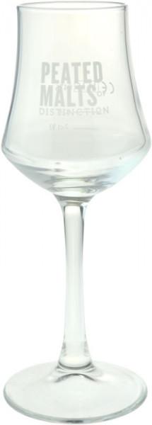 Peated Malts of Distinction Nosing Glas