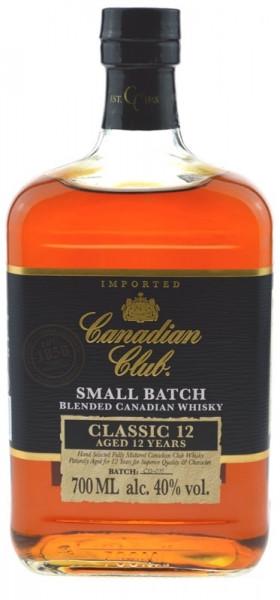 Canadian Club 12 Jahre