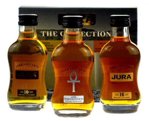 Isle of Jura Collection 3x0,05l