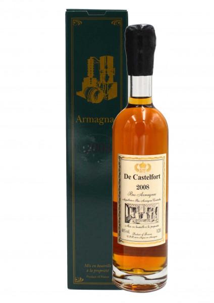 Armagnac De Castelfort 0,2l Jahrgang 2008