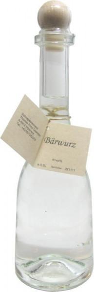 Prinz Bärwurz 0,5l in Rustikaflasche aus Österreich