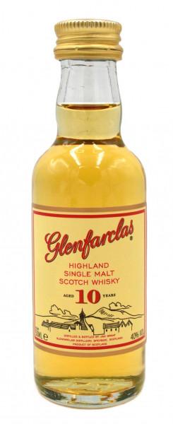 Glenfarclas 10 Jahre Miniatur