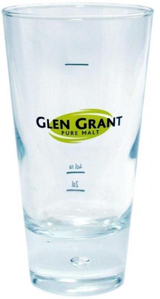 Glen Grant Whisky Glas