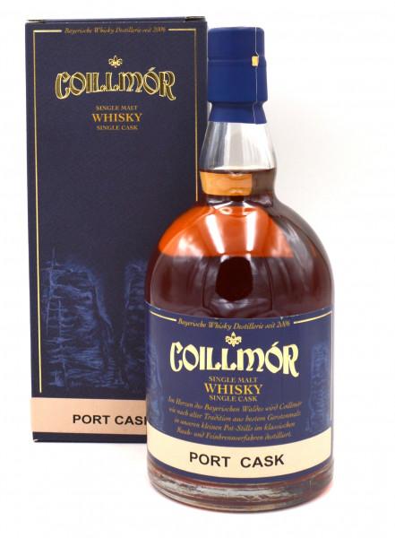 Coillmór Single Cask 2011/2018 Port Cask
