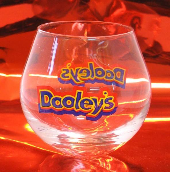 Dooley's Tipperglas