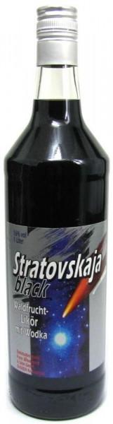 Stratovskaja Black Likör