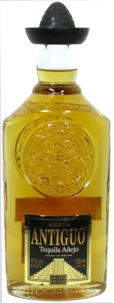 Sierra Antiguo Tequila